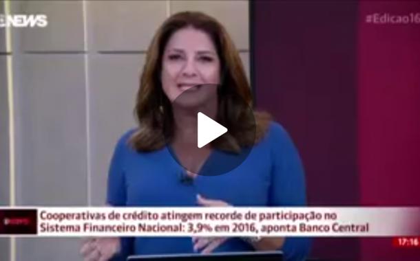 Cooperativas de Crédito atingem recorde de participação no sistema financeiro Nacional.